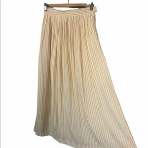 Vintage Alfred Sung High Rise Maxi Skirt, 6